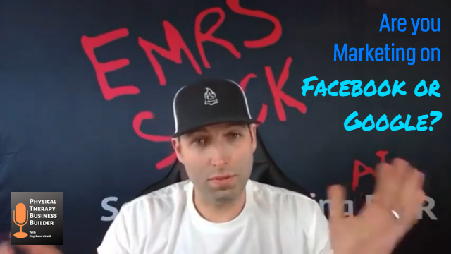 Are you Marketing on Facebook or Google?