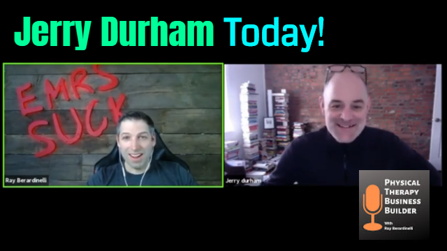 Jerry Durham Today!