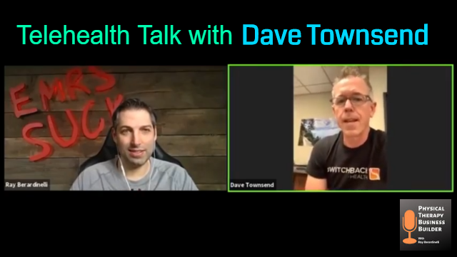 Telehealth Talk with Dave Townsend