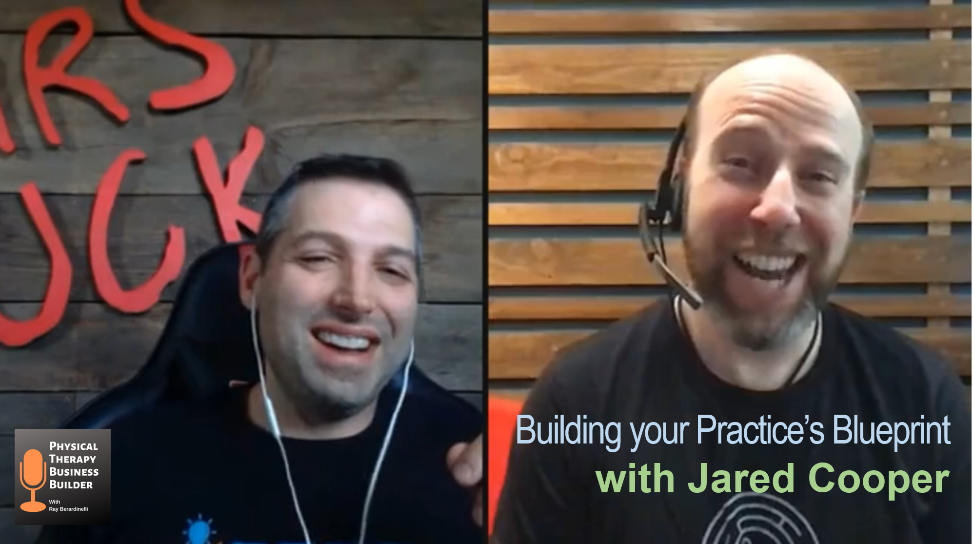 Building your Practice's Blueprint with Jared Cooper